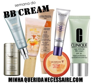SEMANA DO BB CREAM