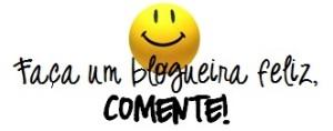 blogueira feliz!